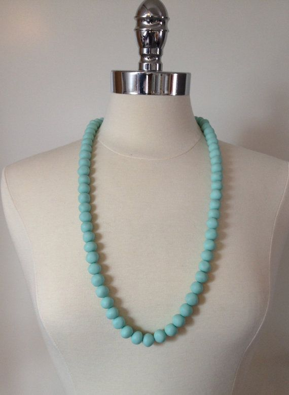 Sophia Resin Bead Matte finish Statement Pebble by scooterbeads