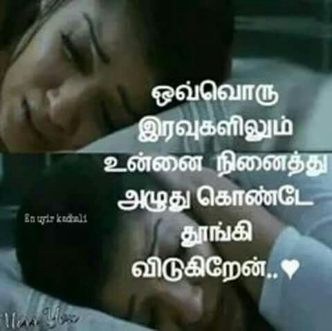 True Love Feeling Words Tamil Traffic Club