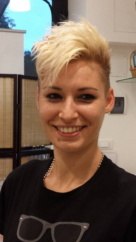 The 193 Best Short And Extreme Haircuts For Women Images On