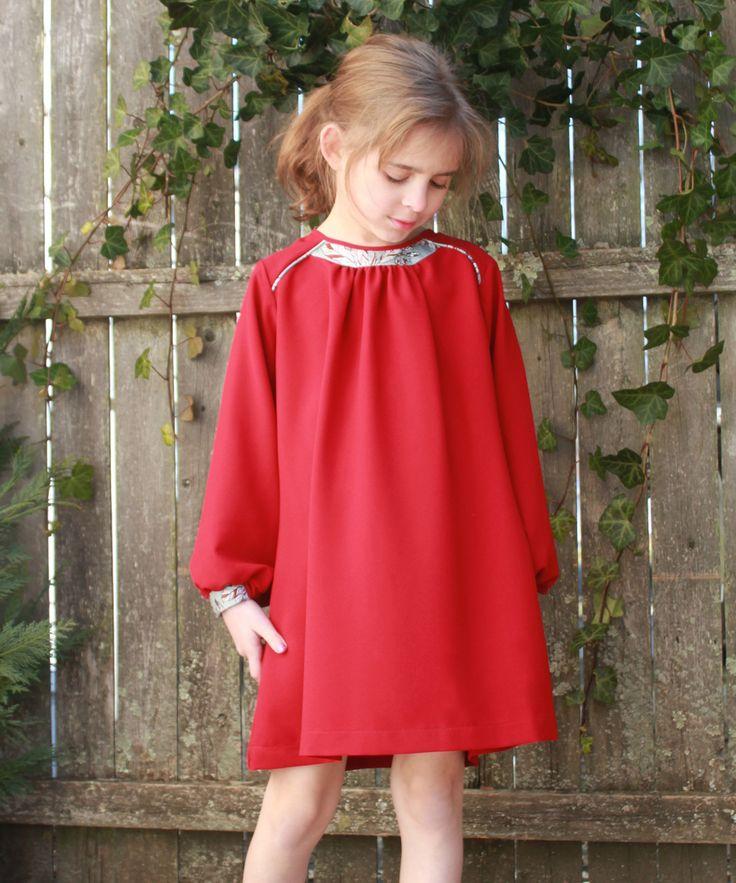 Ruby Gail Dress - Girls