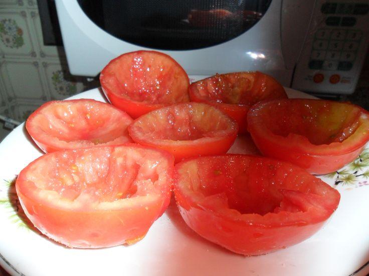 Aprenda a fazer Receita de Tomate seco de micro-ondas, Saiba como fazer a Receita de Tomate seco de micro-ondas, Show de Receitas