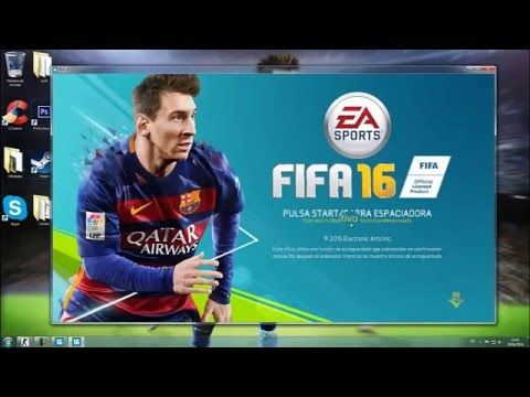 DESCARGAR FIFA 16 PARA PC EN ESPAÑOL SIN UTORRENT | 1 LINK MEGA 2017 - YouTube