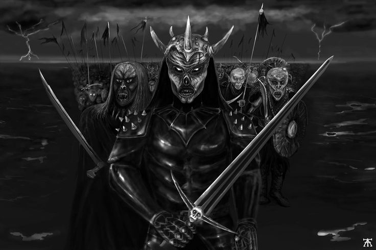 Dark Army by Etyfa