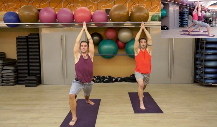 Love this one! Power Yoga Workout for Every Body, with Bryan Jones