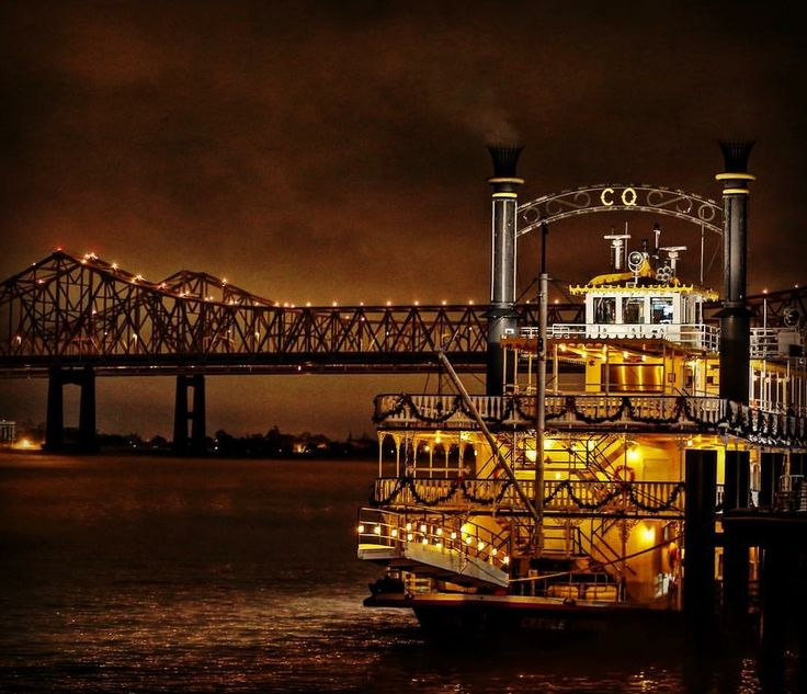 The Creole Queen in New Orleans