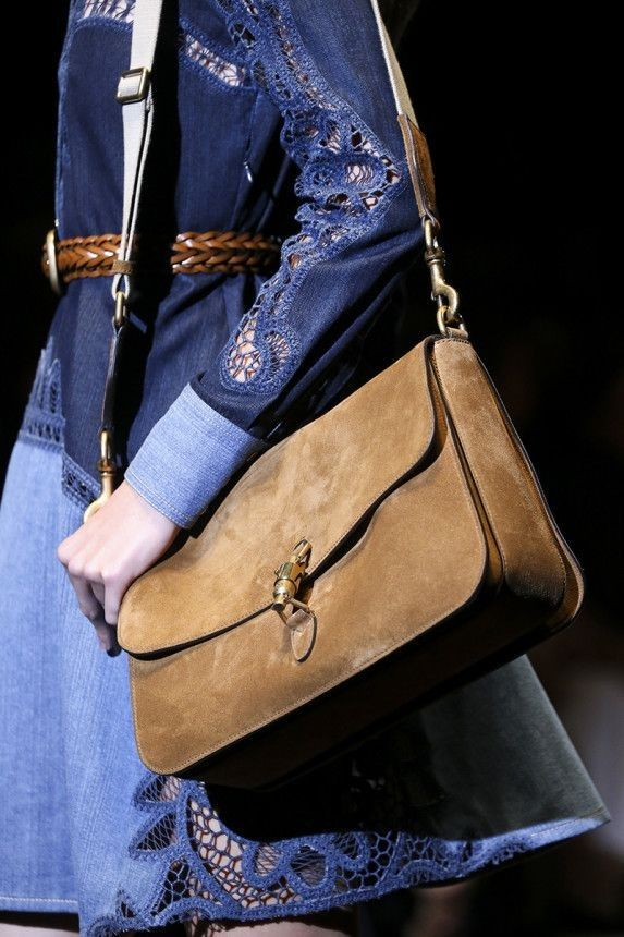 Time for Fashion » SS 2015 Bag Trends