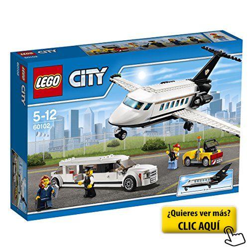 LEGO City - Aeropuerto, servicio VIP (6135722) #lego