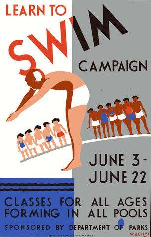 Learn to Swim Campaign