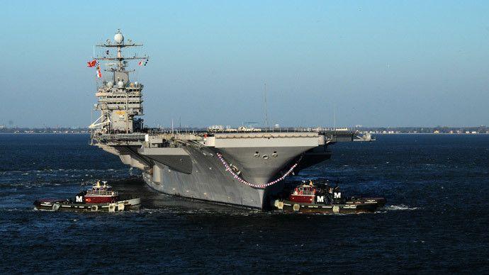 Según informaciones del Business Insider, la Armada de EEUU convierte agua marina en combustible para sus aviones y barcos.