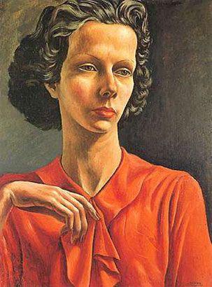Retrato (1935) Antonio Berni