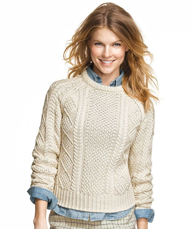 10 best Irish / Aran Sweaters images on Pinterest | Aran sweaters ...