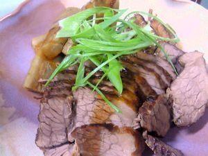 「牛かたまり肉の和風煮込み」ワイン煮というよりご飯に合うおかずにしたかったので【楽天レシピ】