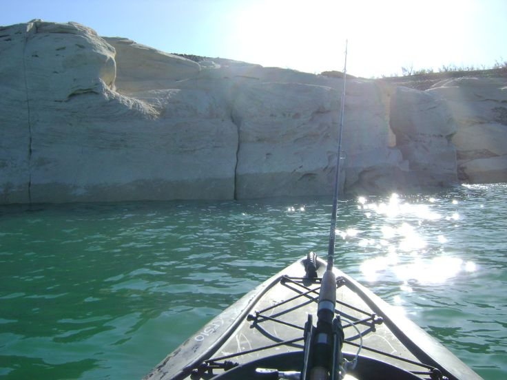 17 best images about kayaking destinations on pinterest for Lake powell florida fishing