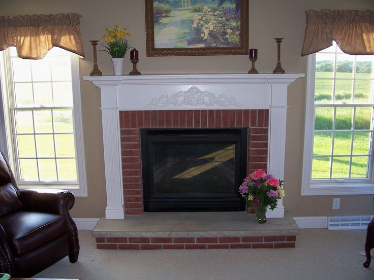 The Bricks in the Dining Room and Fireplace Mantel 413 The Bricks In The  Dining Room - 12 Best Fireplace Mantle Images On Pinterest