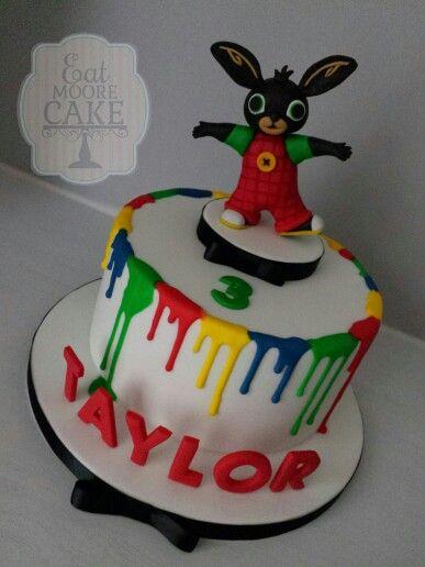 Bing cake!