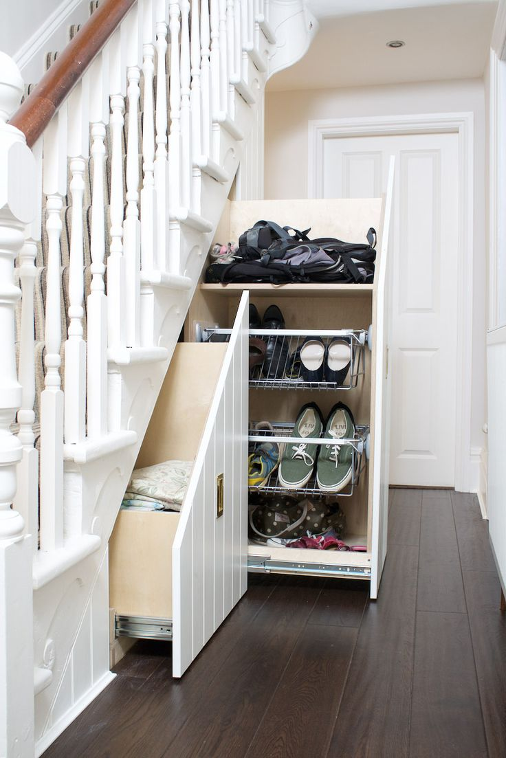 Under Stairs Shelving Unit 14 best pull-out wardrobe images on pinterest | stairs, under