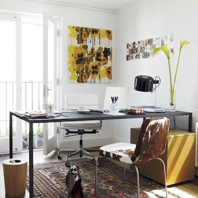 simple desk living etc