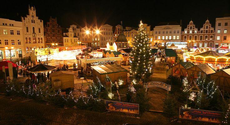 Besondere Weihnachtsmärkte Mecklenburg-Vorpommern
