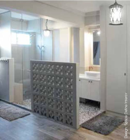 26 best vaulted ceiling bedrooms images on pinterest for Besser block home designs