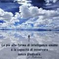 intelligenza e giudizio