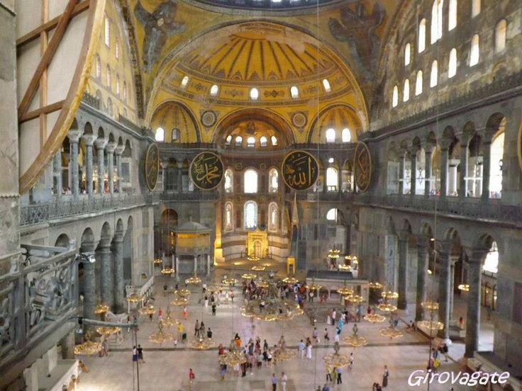chiese cattoliche di S. Sofia Istanbul in turchia - Cerca con Google