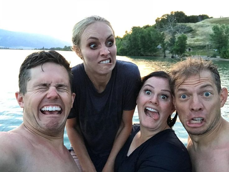 "Jared Mecham on Instagram: ""Hey. Remember that one time we jumped in the lake? That. Was. Awesome."""