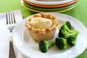 Yesterfood : Beef Pot Pies