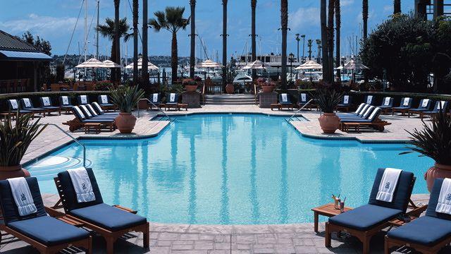 All LA Lux Hotel, No LA Craziness: Ritz-Carlton Marina del Rey
