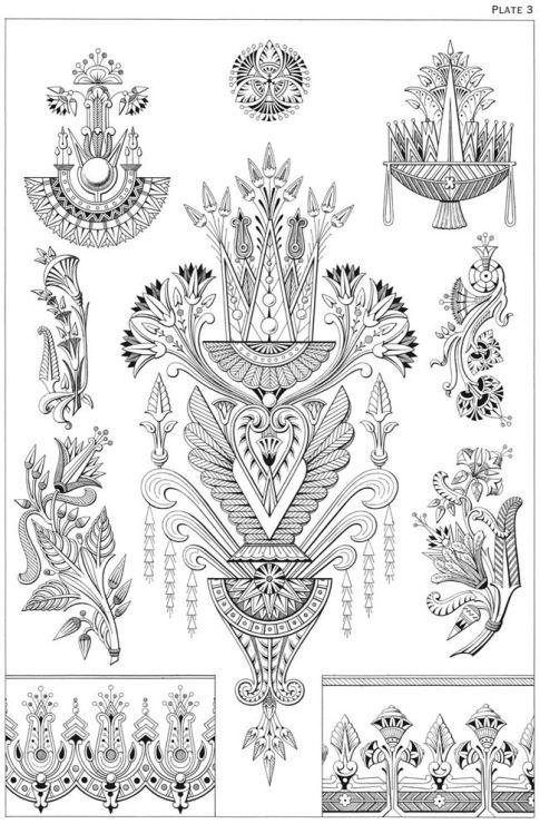 438 best Traceries & patterns images on Pinterest