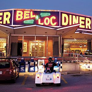 Secrets of the South's Best Diners | Bel-Loc Diner, Baltimore, MD | SouthernLiving.com