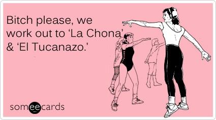 Mexican Zumba Beeches !!!