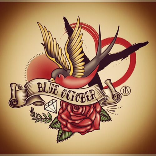 Tattoo Blue October 112