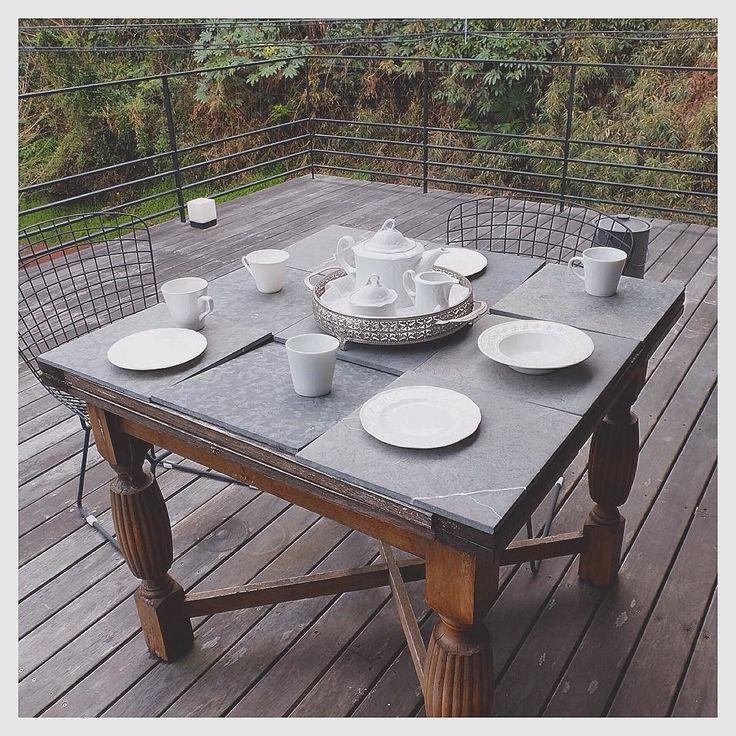 My house's deckcoffee time 暖かくなってきたのでデッキでコーヒー飲みましたウグイスも鳴いていました #myhome #interior #cofee #menstyle #instacool #tableware #furniture #spring #slowliving  #自宅 #インテリア#コーヒー#家カフェ#暮らし #ライフスタイル #シンプル #食器#テーブルウェア #ファッション #春#植物#ナチュラル #自然#家具#アンティーク by mr.s__k