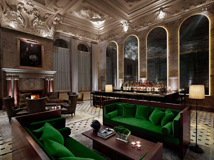 The London Edition Hotel By Yabu Pushelberg