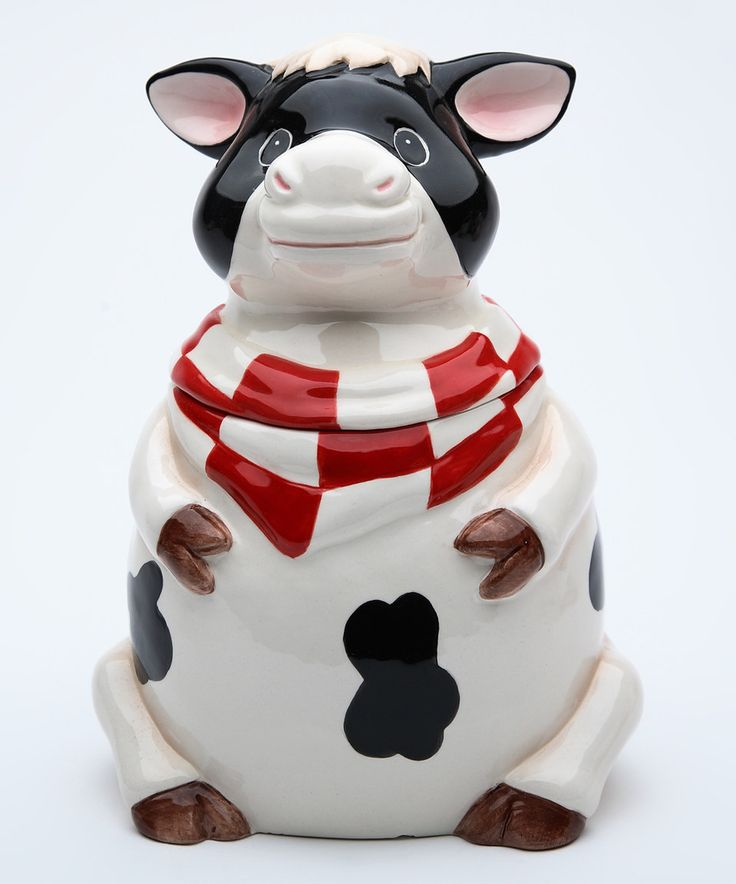 Loving This Cow Candy Box On #zulily! #zulilyfinds