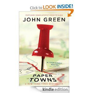 Went on a John Green kick after The Fault in Our Stars.  Liked this one as well--more mystery feel--though didn't fall for the characters like I did with TFIOS.