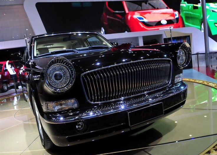 The Red Flag Hongqi H7. War of Liberation, Atomic bomb, First Chinese Satellite, Shanghai Enlightenment, Modern Industrialisation, Exquisite Craftmanship, Pride of a Nation.