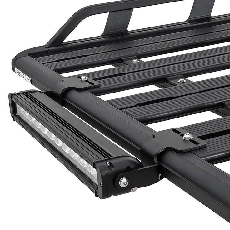 RhinoRack® Pioneer LED Light Bar Bracket Led light