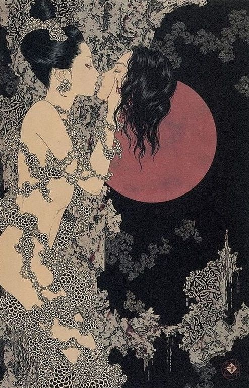 Art of Takato Yamamoto (55 шт.)