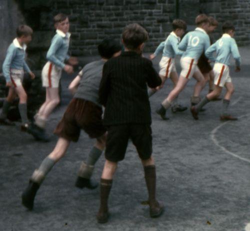 Old school uniforms