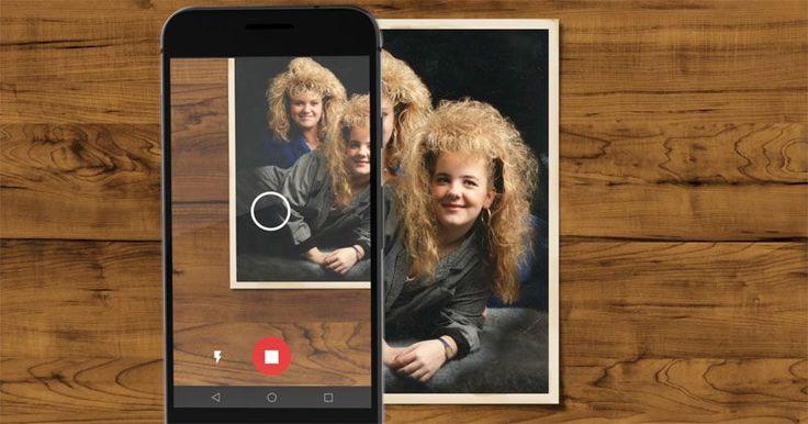 Το PhotoScan της Google μετατρέπει το κινητό σας σε scanner - http://secnews.gr/?p=150783 -   Η Google παρουσιάζει την εφαρμογή PhotoScan, για να ψηφιοποιήσετε τις παλιές σας φωτογραφίες  Η Google έχει ξεκινήσει ένα νέο εργαλείο φωτογραφίας για Android και iOS, που μετατρέπει το τηλέφωνό σας σε ένα φορη