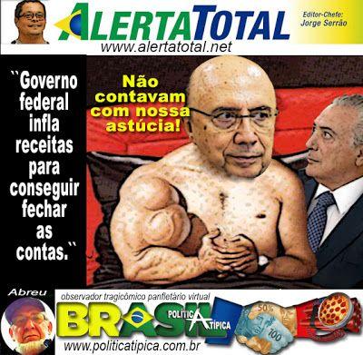 Alerta Total: Ali Babá vai roubar lugar de Lula ou Lulia?