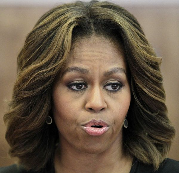 Miraculous 1000 Images About Michelle Obama Hairstyles On Pinterest Short Hairstyles Gunalazisus