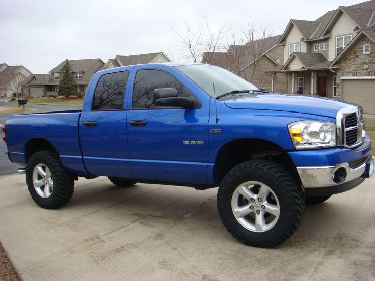 Lifted Dodge Ram Trucks