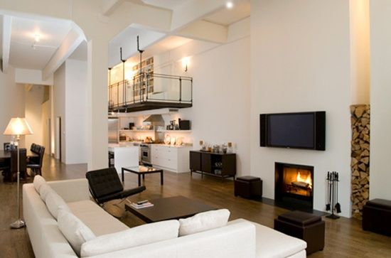 Have a look at this beautiful West Village Loft designed by NYC's Daniel Frisch