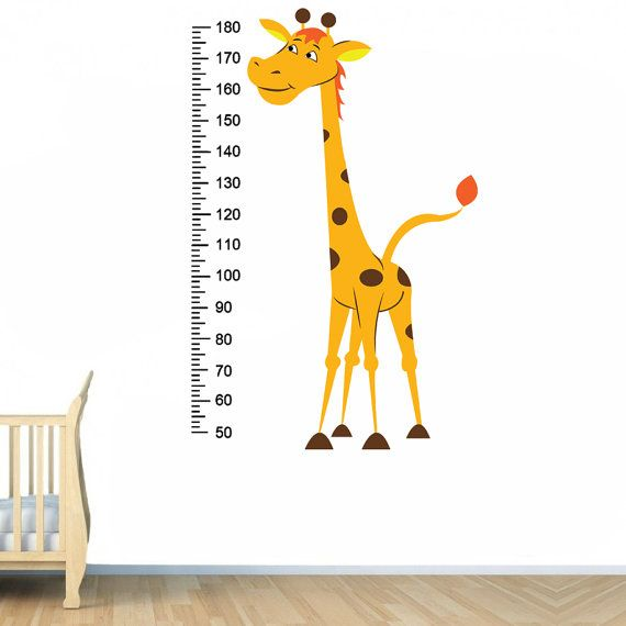 Height Chart For Babies Room