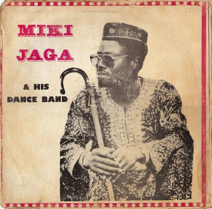 Miki Jaga & His Dance Band