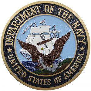 Department of the Navy Plaque