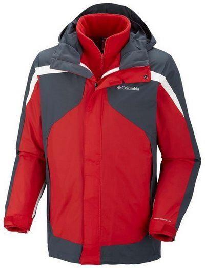 Спортивная куртка колумбия