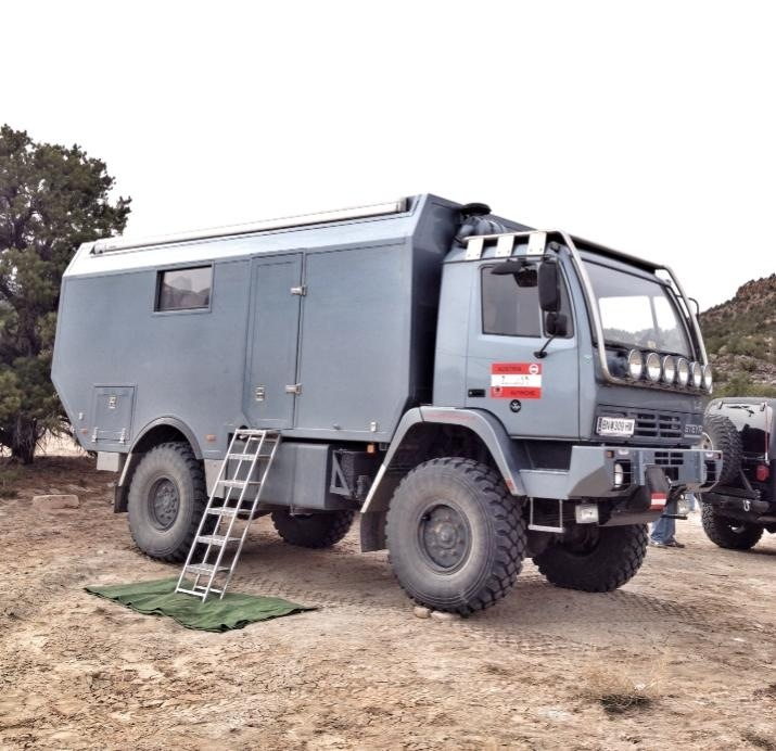 Truck Campers: 1000+ Images About Offroad Mobile Veterinary Clinic 4x4 On